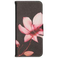 Design Softcase Booktype Samsung Galaxy A31 - Bloemen