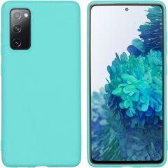iMoshion Color Backcover Samsung Galaxy S20 FE - Mintgroen
