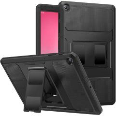 Accezz Rugged Back Case Samsung Galaxy Tab A 10.1 (2019) - Zwart