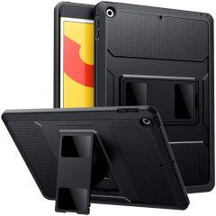 Accezz Rugged Back Case iPad 10.2 (2019 / 2020) - Zwart