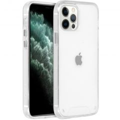 Accezz Xtreme Impact Backcover iPhone 12 (Pro) - Transparant
