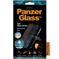 PanzerGlass CamSlider™ Privacy Screenprotector iPhone 12 Pro Max