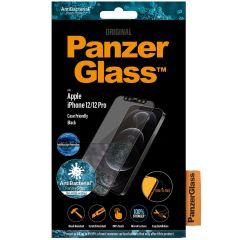 PanzerGlass CF AntiBlueLight Screenprotector iPhone 12 (Pro) - Zwart