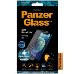 PanzerGlass CF AntiBlueLight Screenprotector iPhone 12 Mini - Zwart