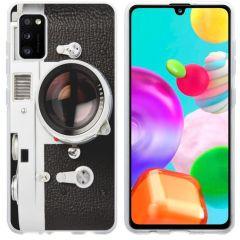 iMoshion Design hoesje Samsung Galaxy A41 - Classic Camera