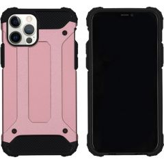 iMoshion Rugged Xtreme Backcover iPhone 12 (Pro) - Rosé Goud