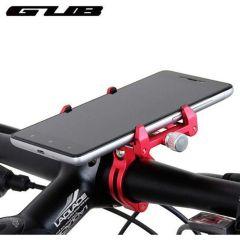 GUB G86 Universele telefoonhouder fiets - Rood