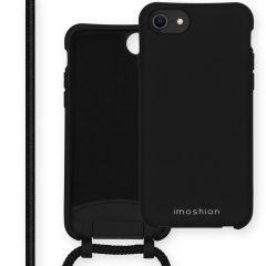 iMoshion Color Backcover met afneembaar koord iPhone SE (2020) / 8 /7