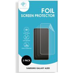 iMoshion Screenprotector Folie 3 pack Samsung Galaxy A20s