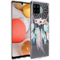 iMoshion Design hoesje Samsung Galaxy A42 - Dromenvanger