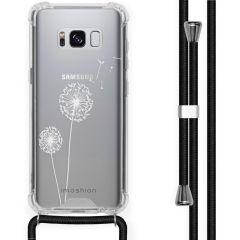 iMoshion Design hoesje met koord Samsung Galaxy S8 - Paardenbloem
