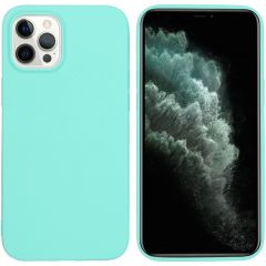 iMoshion Color Backcover iPhone 12 Pro Max - Mintgroen