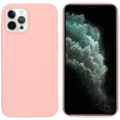 iMoshion Color Backcover iPhone 12 Pro Max - Roze