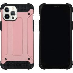 iMoshion Rugged Xtreme Backcover iPhone 12 Pro Max - Rosé Goud