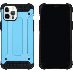 iMoshion Rugged Xtreme Backcover iPhone 12 Pro Max - Lichtblauw