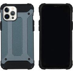iMoshion Rugged Xtreme Backcover iPhone 12 Pro Max - Donkerblauw