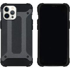 iMoshion Rugged Xtreme Backcover iPhone 12 Pro Max - Zwart
