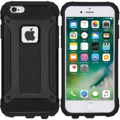 iMoshion Rugged Xtreme Backcover iPhone 6 / 6s - Zwart