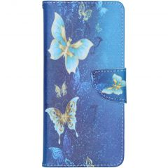 Design Softcase Booktype Samsung Galaxy S10 Lite