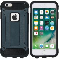 iMoshion Rugged Xtreme Backcover iPhone 6 / 6s - Donkerblauw