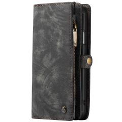 CaseMe Luxe Lederen 2 in 1 Portemonnee Booktype iPhone 11 Pro Max