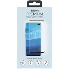Selencia Ultrasonic sensor premium screenprotector Galaxy S10 Plus
