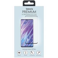 Selencia Ultrasonic sensor premium screenprotector Galaxy S20 Plus