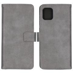 iMoshion Luxe Booktype Samsung Galaxy Note 10 Lite - Grijs