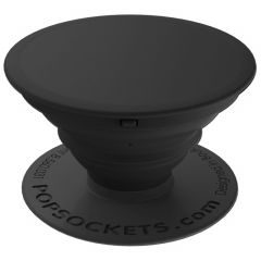 PopSockets PopGrip - Aluminum Black
