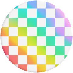 PopSockets PopGrip - Rainbow Checker
