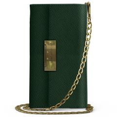 iDeal of Sweden Kensington Clutch iPhone SE (2020) / 8 / 7 / 6(s) - Groen