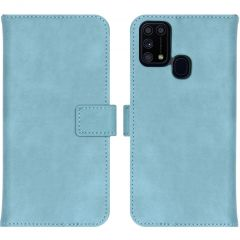 iMoshion Luxe Booktype Samsung Galaxy M31 - Lichtblauw