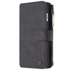 CaseMe Luxe 2 in 1 Portemonnee Booktype iPhone 6 / 6s - Zwart