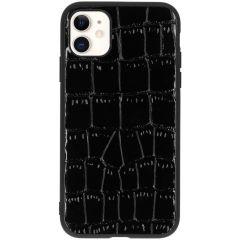 Hardcase Backcover iPhone 11 - Krokodil