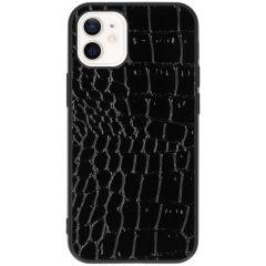 Hardcase Backcover iPhone 12 Mini - Krokodil