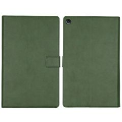 iMoshion Luxe Tablethoes Samsung Galaxy Tab A 10.1 (2019) - Groen