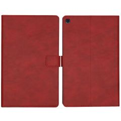 iMoshion Luxe Tablethoes Samsung Galaxy Tab A 10.1 (2019) - Rood