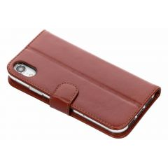 Valenta Classic Luxe Booktype iPhone Xr