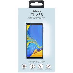 Selencia Gehard Glas Screenprotector Samsung Galaxy A7 (2018)