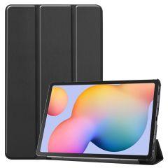 iMoshion Trifold Bookcase Samsung Galaxy Tab S6 Lite - Zwart