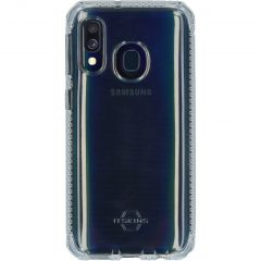 Itskins Spectrum Backcover Samsung Galaxy A40 - Transparant