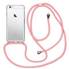 iMoshion Backcover met koord iPhone 6 / 6s - Roze