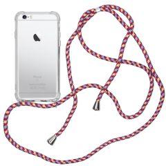 iMoshion Backcover met koord iPhone 6 / 6s - Paars