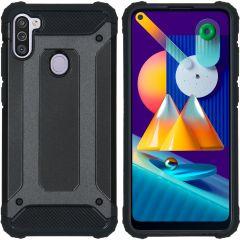 iMoshion Rugged Xtreme Backcover Samsung Galaxy M11 / A11 - Zwart