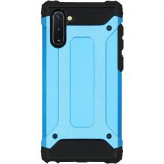 iMoshion Rugged Xtreme Backcover Samsung Galaxy Note 10 - Lichtblauw