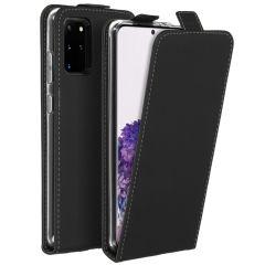 Accezz Flipcase Samsung Galaxy S20 Plus - Zwart