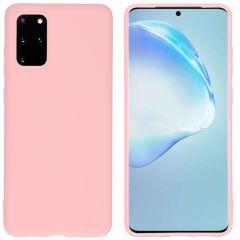 iMoshion Color Backcover Samsung Galaxy S20 Plus - Roze