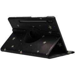 360° Draaibare Design Bookcase Samsung Galaxy Tab S6
