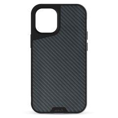Mous Limitless 3.0 Case iPhone 12 Pro Max - Carbon Fiber
