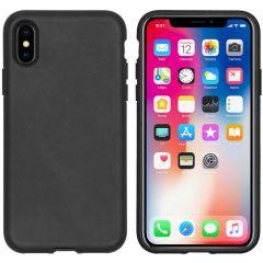 iMoshion Eco-Friendly Backcover iPhone X / Xs - Zwart